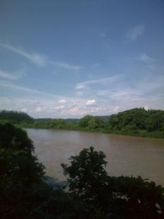 東南アジアの最上川