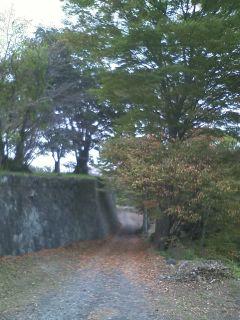 豊後竹田/岡城跡〜本丸から西の丸へ
