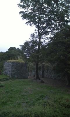 豊後竹田/岡城跡〜西の丸