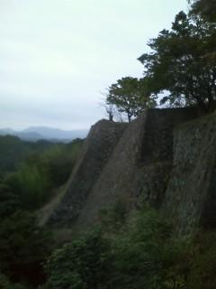 豊後竹田/岡城跡〜二の丸、三の丸