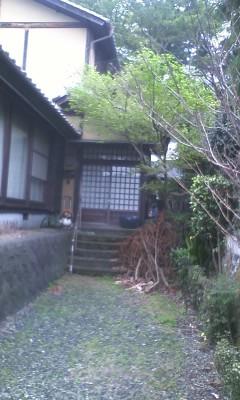 竹田の散歩道