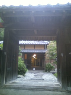 滝廉太郎の生家