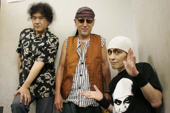 遠藤ミチロウ還暦&30周年記念ライブ「ROll Over 60th !!(還暦なんかっ飛ばせ!!)